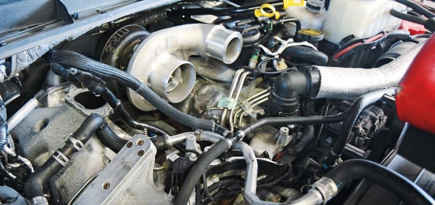 Ремонт турбин дизельных двигателей. Что убивает турбину