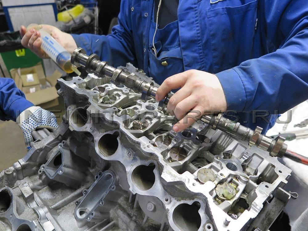 Ремонт двигателя в Москве
